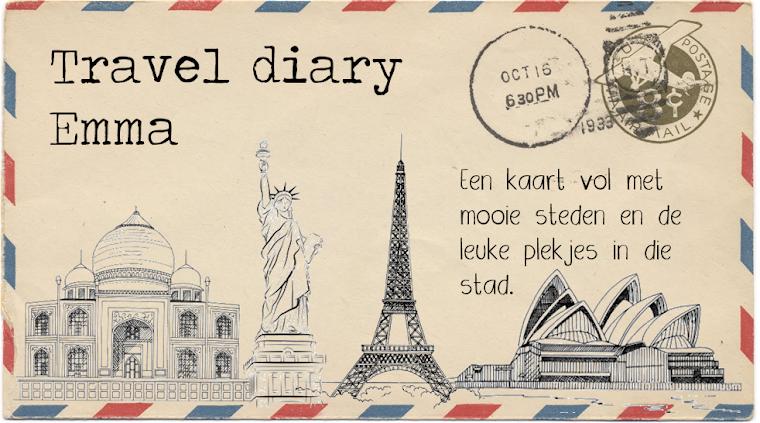 Traveldiary Emma