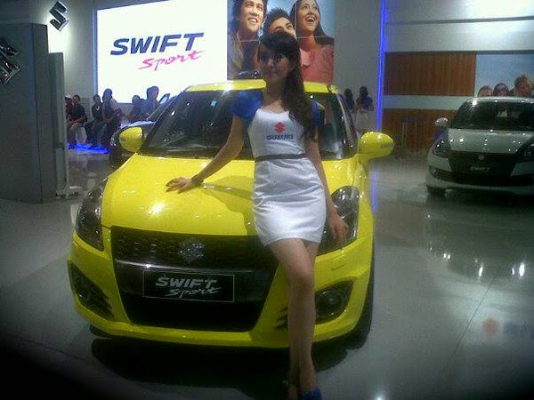 all suzuki swift sport