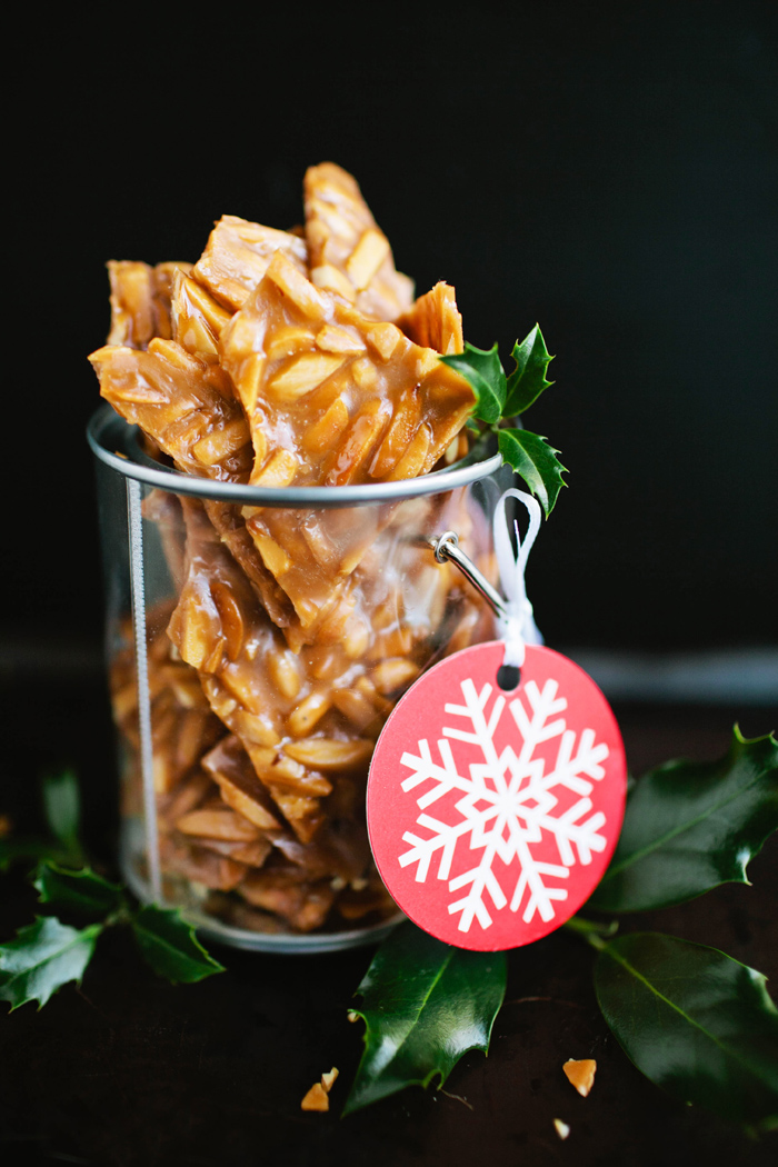 Brittany Wood, Brittany Wood Photography, Pomelo, Pomelo Blog, The Pomelo Blog, almond brittle, Christmas recipes