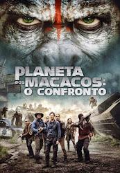 Baixar Filme Planeta dos Macacos: O Confronto (Dual Audio)