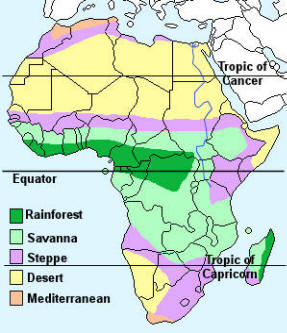 Geog 1202: Tanzania's climate and weather