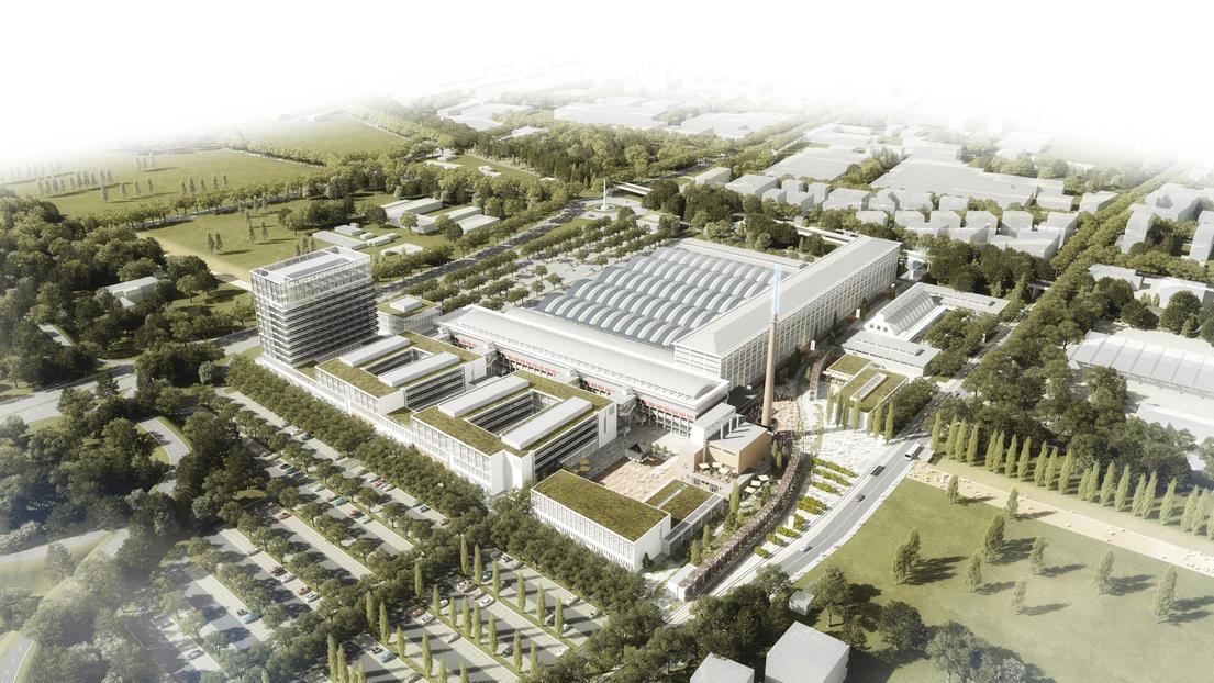 Technology center by gmp architekten - Gmp architektur ...