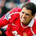 """""""Chicharito'"""" decidirá: Se va o se queda, dice Van Gaal, entrenador del Manchester United"""