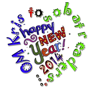 Selamat Tahun Baru 2014 OM Kris Blog