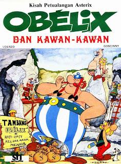 eBook Komik Bahasa Indonesia Asterix - Obelix dan Kawan-Kawan