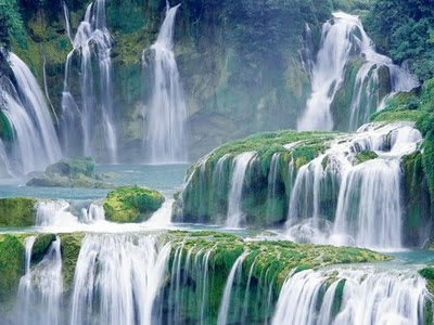 Amazing Photos of Most Beautiful Waterfalls in The World - Amazing