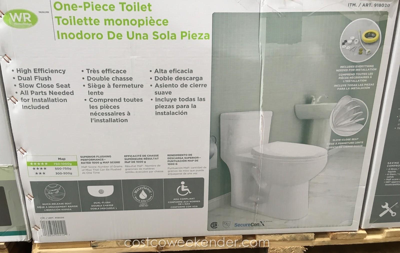 Water ridge toilet manual pdf