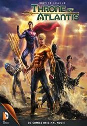 Liga da Justiça: Trono de Atlântida Torrent 2015
