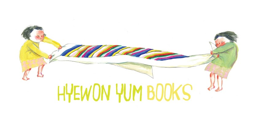 hyewon yum&#39;s books