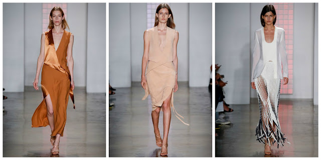 Dion Lee NYFW New York Fashion Week