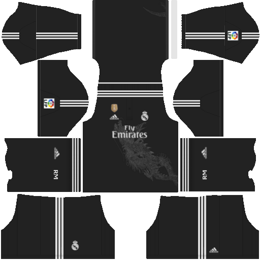 Real Madrid Kit 512x512 Dream League Soccer | butik.work