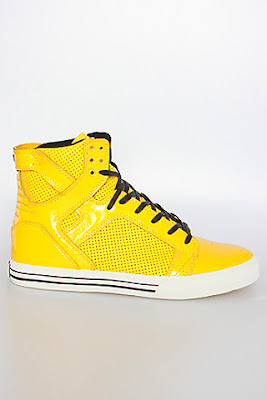 supra skytop ns yellow mobile wallpaper