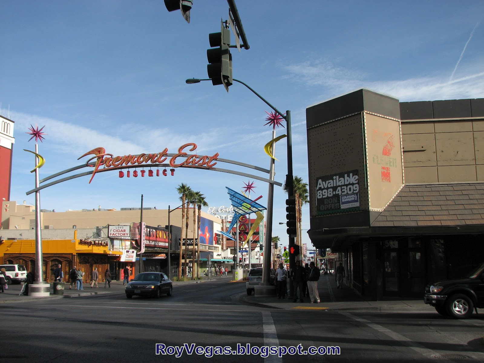 Roy Vegas: Fremont East District - Abandoned 7 Eleven