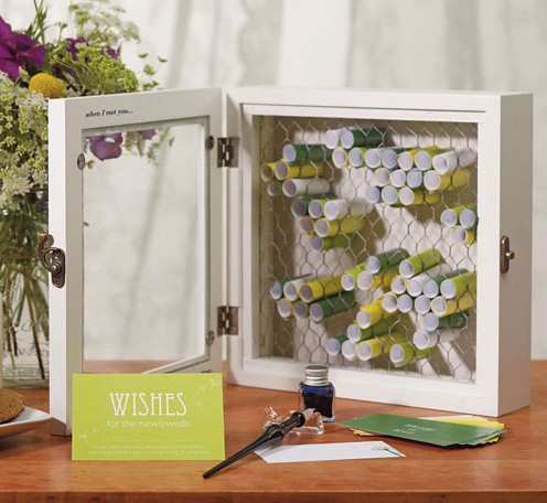 http://allstyleweddings.com/Wedding-Party-Gifts/Bride-Groom-Gifts/Country-Charm-Wooden-Wish-Box