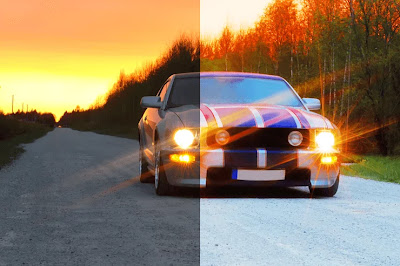 tips edit foto hdr photoshop