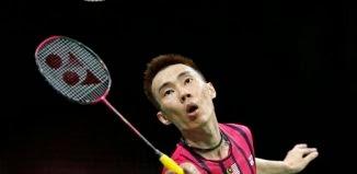 Siaran Langsung Chong Wei Vs Viktor Axelsen Separuh Akhir Badminton Dunia BWF 2014