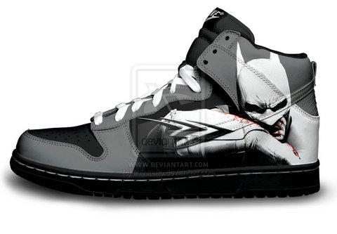 Nike Dunks Custom Design Sneakers Unique Nike Dunk High
