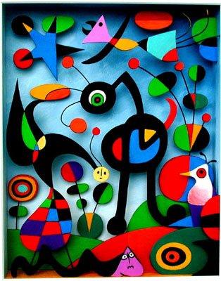 Joan Miró   LOS CAZAMONSTRUOS DEL ARTE