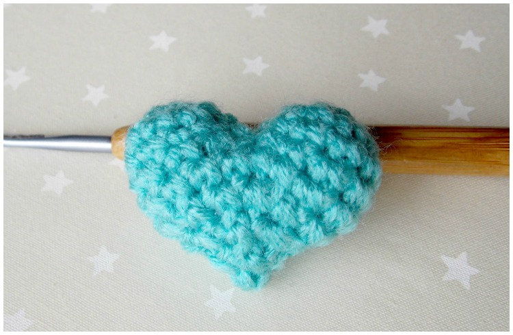 Amigurumi Heart Tutorial : Ami Amore: Amigurumi Heart Tutorial