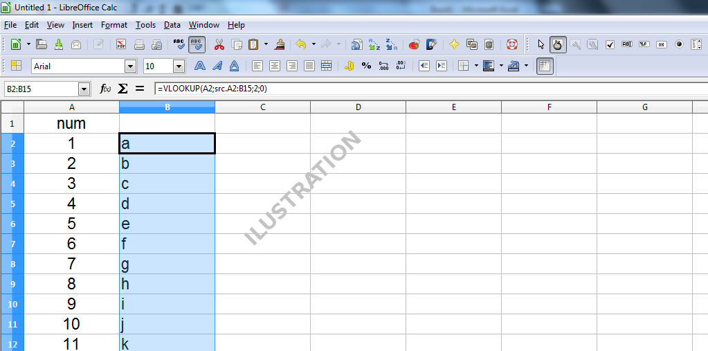 LibreOffice Working FIne