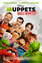 Muppets Most Wanted (Muppets 2 Los más buscados) (2014)