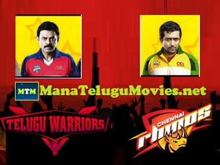 CCL -Telugu Warriors vs Chennai Rhinos – OVER by OVER
