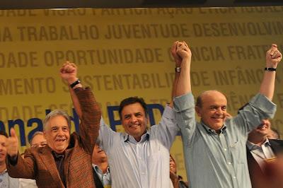 Brasil: Com ataques baixos, Tucanos dão o tom da pré-campanha em SP