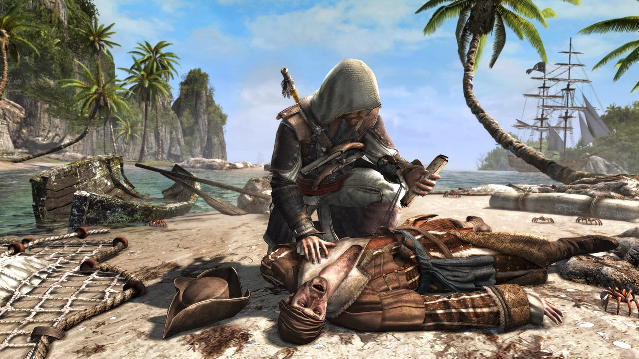 Assassin's Creed IV: Black Flag (PS4 Review) - BioGamer Girl