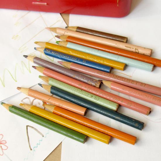 pencil, карандаши