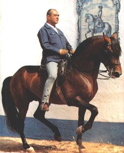 Mestre Nuno Oliveira