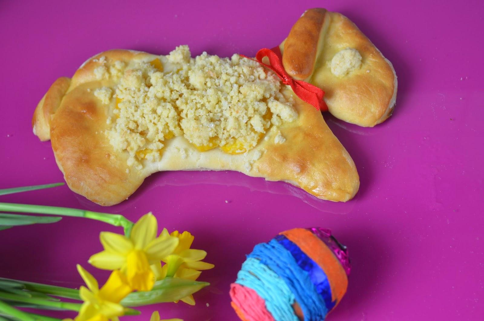 Apetyczna Babeczka Anielska Kuchnia Baranki Wielkanocne Bez