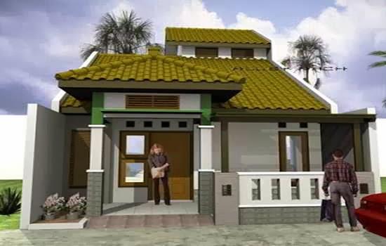 kumpulan contoh desain dan konsep gambar rumah kayu