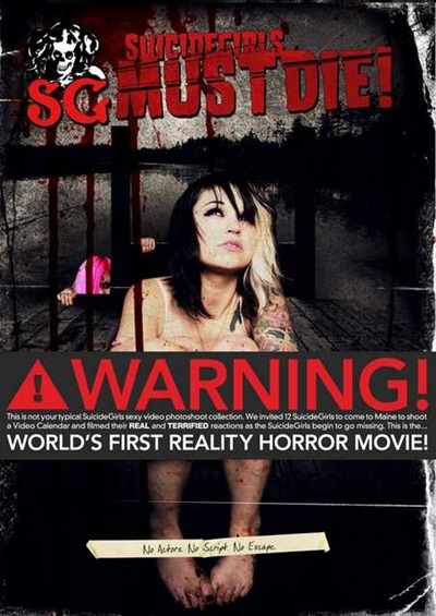 Suicide Girls Must Die DVDRip Subtitulos Español Latino Película Terror
