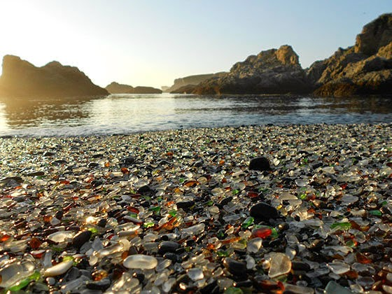 Glass Beach-California-USA