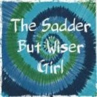 Guest blogger on : The Sadder But Wiser Girl