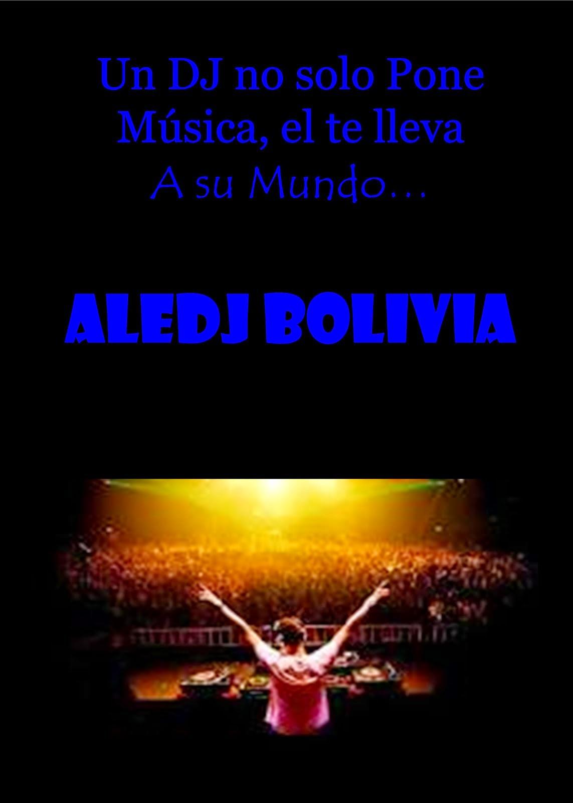 ALEDJ BOLIVIA