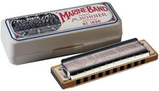 Các loại kèn Harmonica