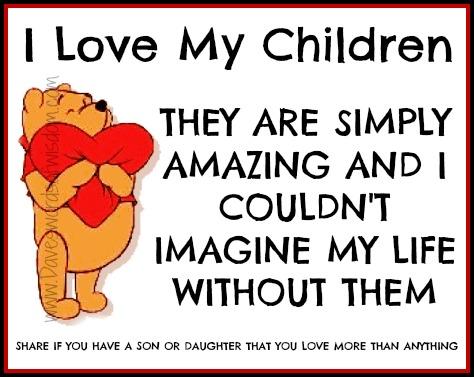daveswordsofwisdomcom i love my children