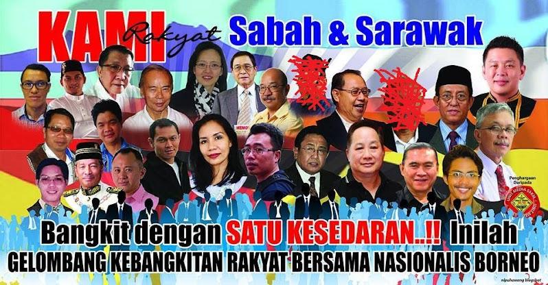 The Borneo Nationalists