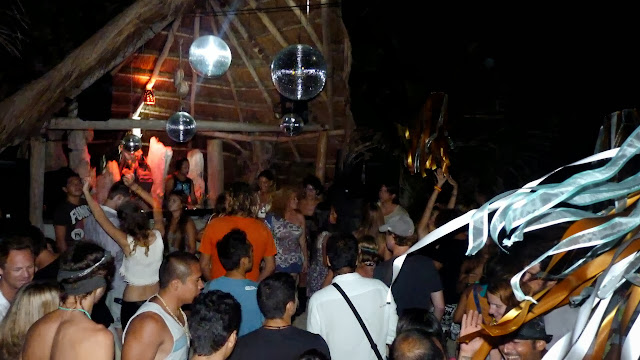 Nightlife Tulum