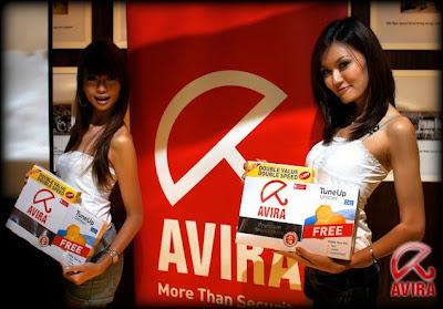 Avira Free Antivirus (Terbaikku)