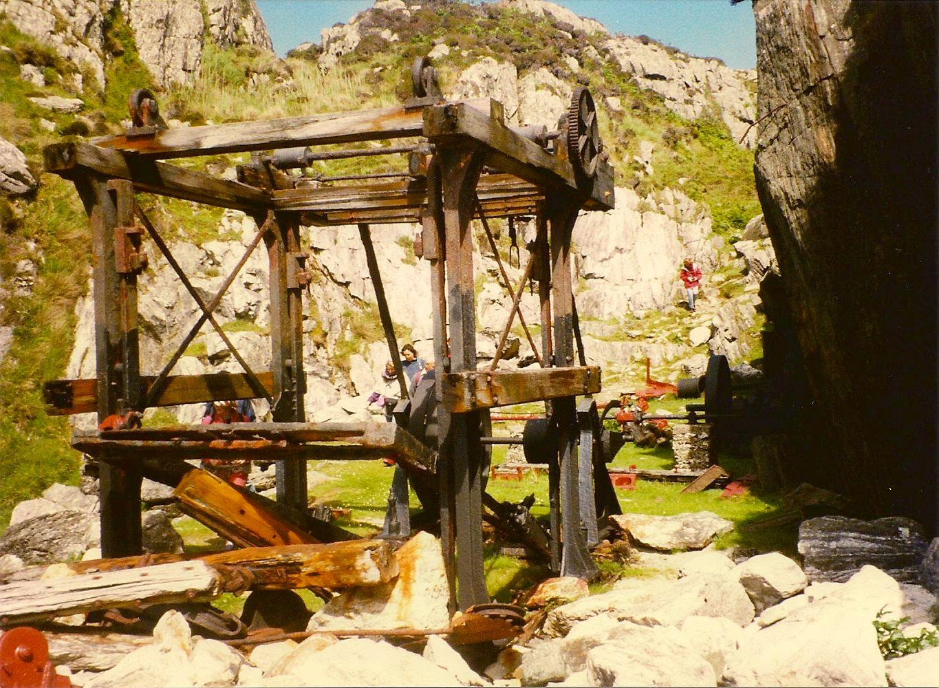 IONA: The Marble Quarry (Photo)