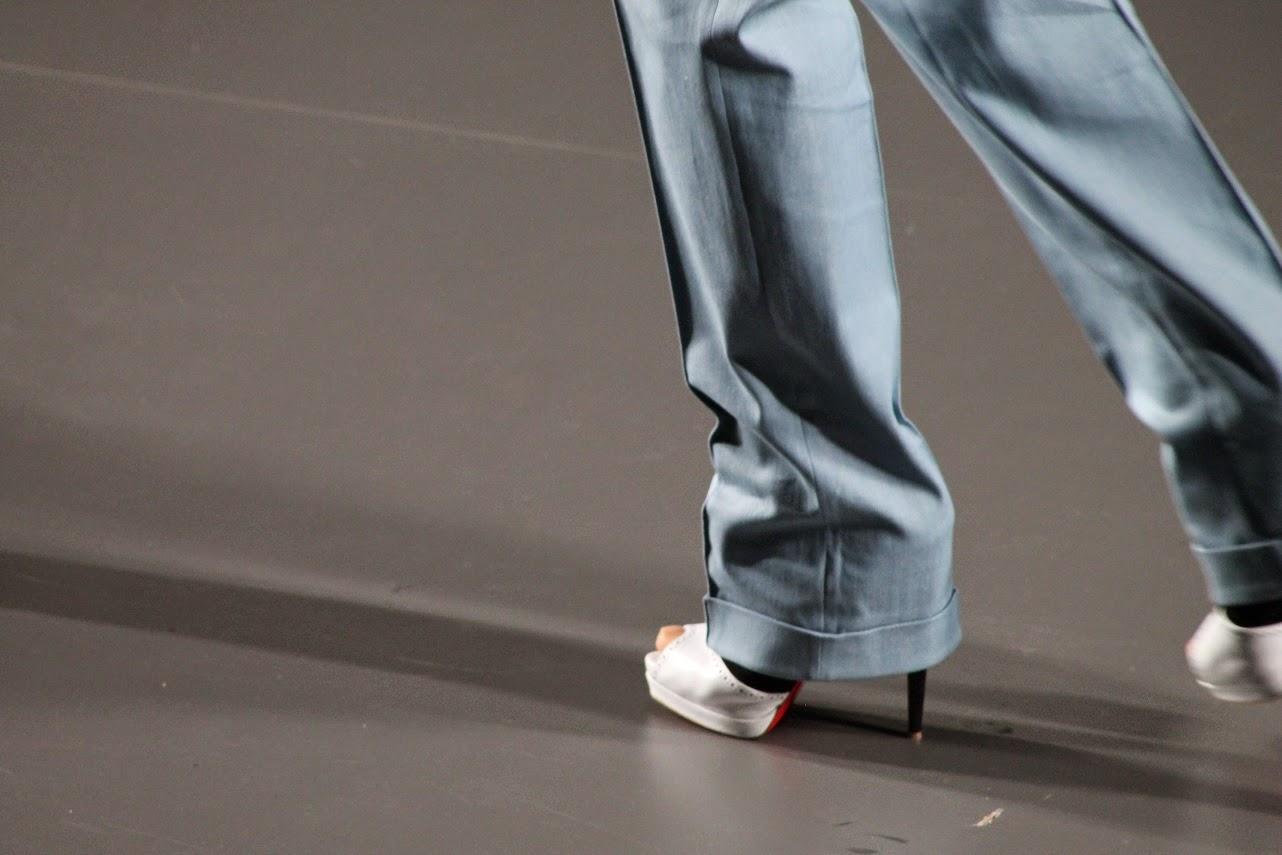 David Delfin, El tiempo de los Monstruos, Colección SS15, MBFWM, Desfiel, Carmen Hummer, Fotografía, Style, Fashion, Street Style, Blog de Moda