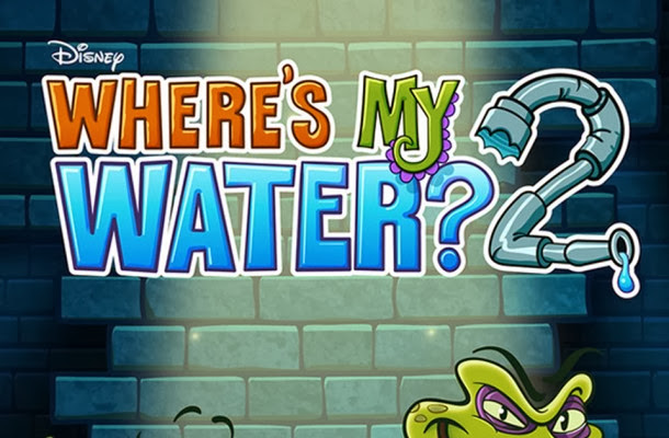 Where is my water?  2 v1.0.1 Mod ( Unlimited Energy , Tips ) apk download