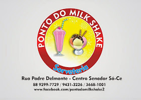 PONTO DO MILK SHAKE SENADOR SÁ