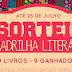 {Sorteio} Quadrilha Literária - 49 Livros para 9 Ganhadores