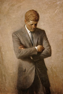 Photo of John F. Kennedy