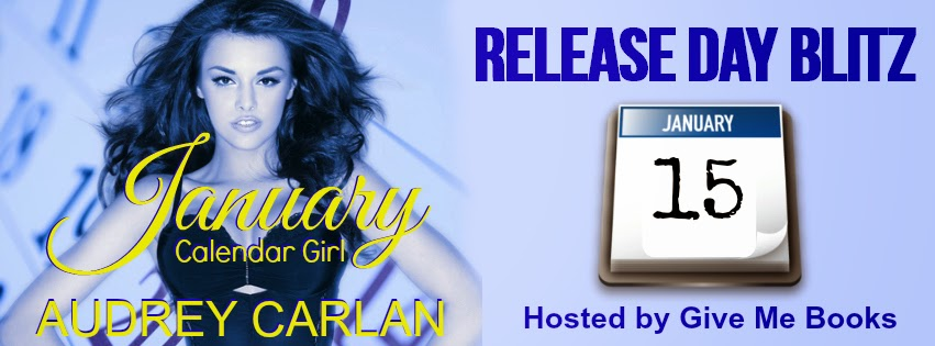 January Calendar Girl : January calendar girl book by audrey carlan