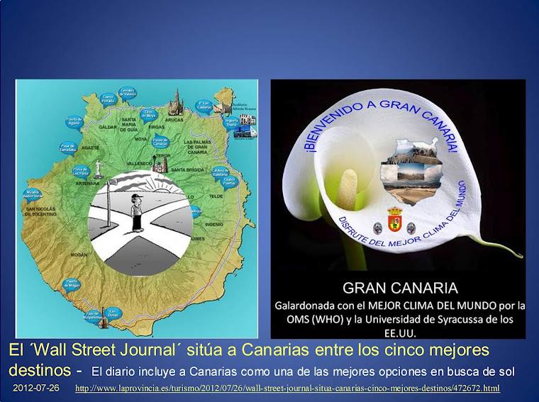 GRAN CANARIA EN SU ENCRUCIJADA