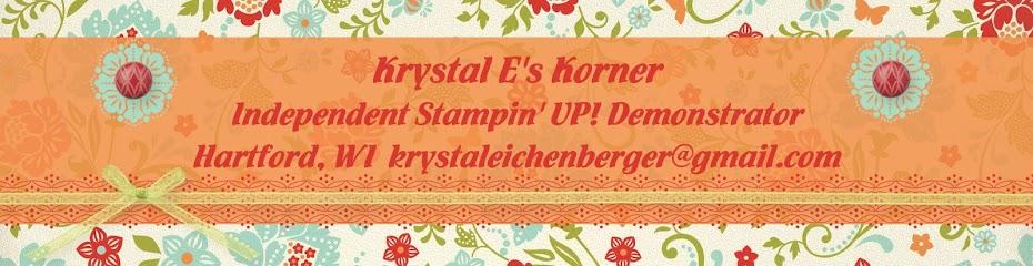 Krystal Eichenberger's Stampin' Korner